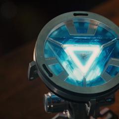 El Reactor Arc acepta el nuevo elemento de Stark.