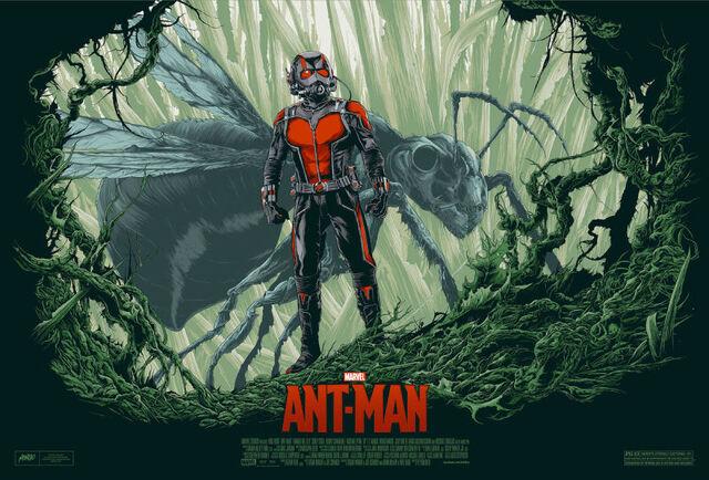 File:Ant-Man Mondo poster 1.jpg