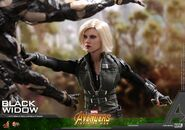 Black Widow Infinity War Hot Toys 14
