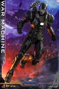 Endgame War Machine Hot Toys 8