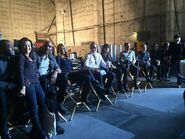 Agents of SHIELD cast season 2