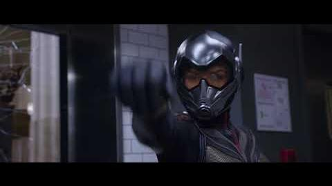 Ant-Man y la Avispa de Marvel Anuncio 'Encuentro del año' HD