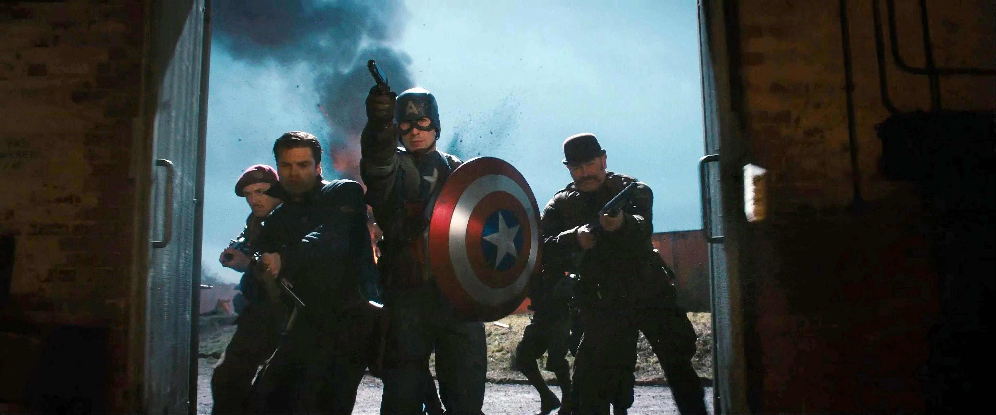 Captain America S Shield Marvel Cinematic Universe Wiki Fandom