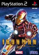 IronMan PS2 DE cover