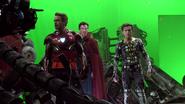 Iron Man, Doctor Strange & Spider-Man (AIW BTS)