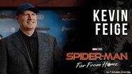 Kevin Feige reveals the secret connections of Spider-Man Far From Home and Avengers Endgame