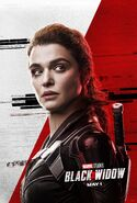 Melina Vostokoff Character Poster