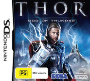 Thor DS AU cover