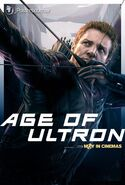 Avengers Age Of Ultron Unpublished Character Poster f JPosters
