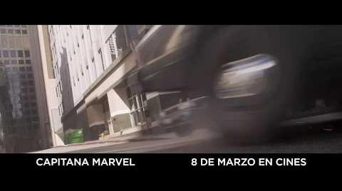 Capitana Marvel Anuncio 'Interesante' HD