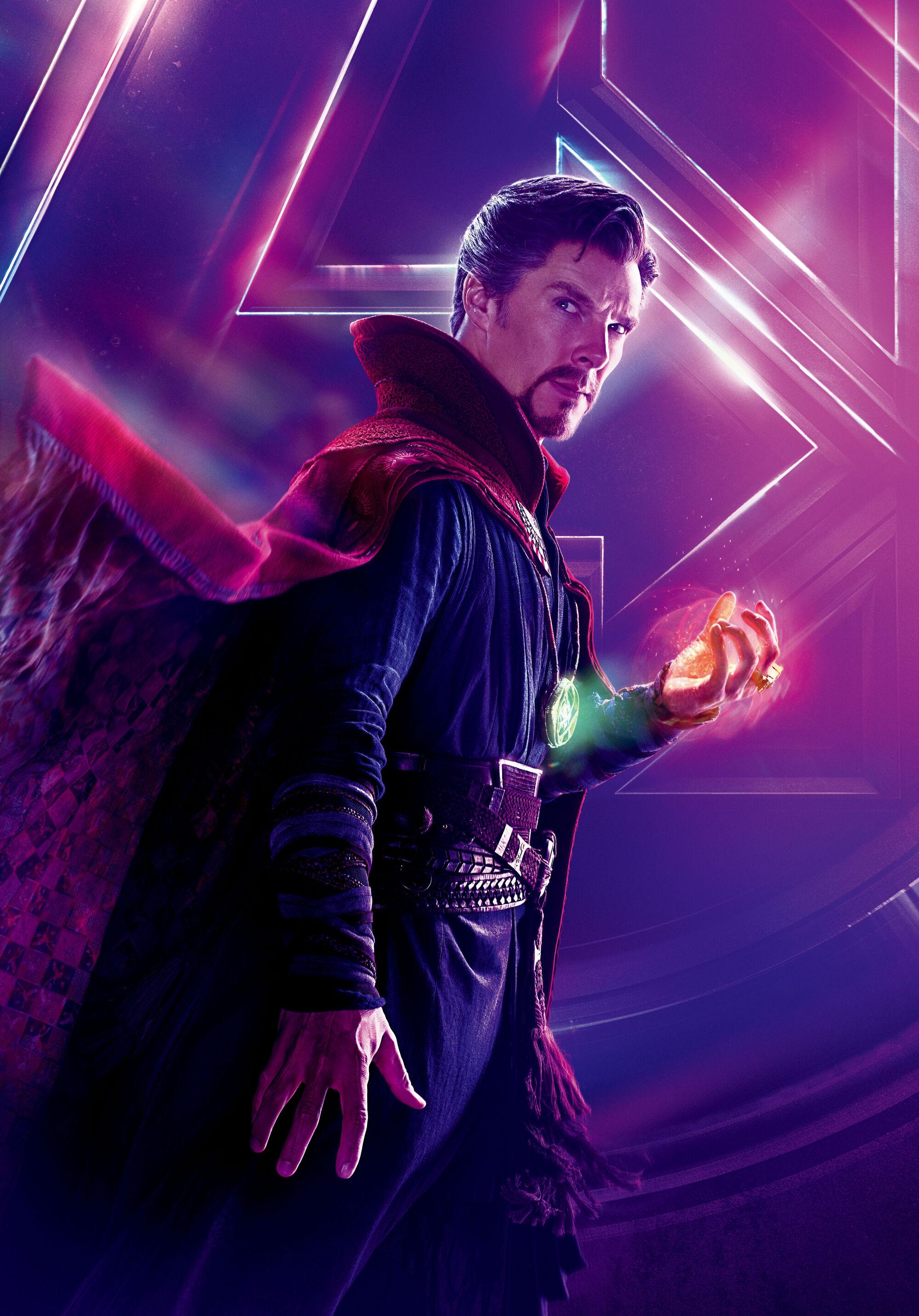 Doctor Strange Marvel Cinematic Universe Wiki Fandom