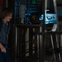 Harley Keener encuentra nuevos artefactos en su garaje cortesía de Stark.