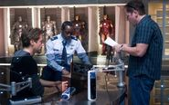 Iron Man 2 behind the scenes-5