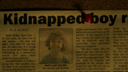 Kidnapped Boy