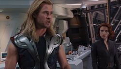 Thor-Black-Widow