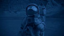 Will Astronaut