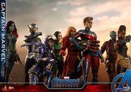 Captain Marvel Avengers Endgame Hot Toys 2