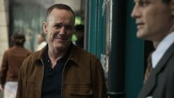 Coulson tells Sousa they weren't in their timeperiod