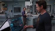 Dr. Banner & Tony Stark