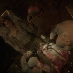 Fennhoff mantiene a Ovechkin hipnotizado durante la cirugía.