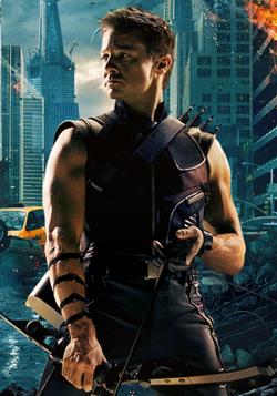 Hawkeye - TA Poster