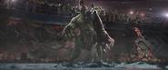 Hulk Smashing Thor