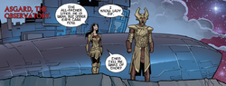 Lady Sif and Heimdall-TDWPrelude