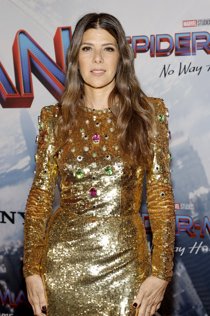 """Marisa Tomei at the """"Spider-Man: Homecoming"""" L.A. Premiere: IN or OUT?"""