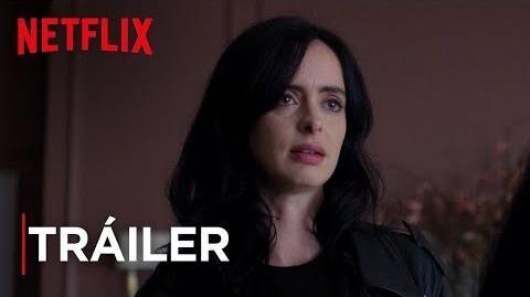Marvel - Jessica Jones Temporada 3 Tráiler Netflix
