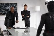 Nick Fury & Maria Hill Far From Home