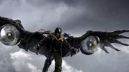 Vulture Takes Flight (Concept Art)
