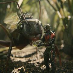 Lang nombra a la hormiga carpintera #247 como Ant-thony.