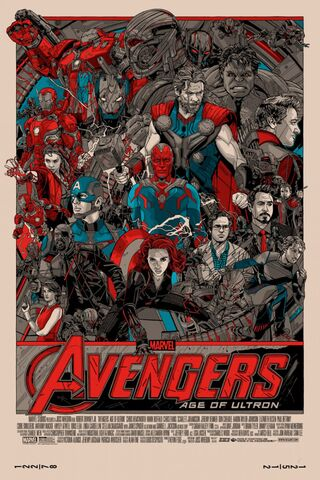 File:Avengers Age of Ultron Tyler Stout poster 1.jpg