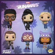 Runaways - Funko
