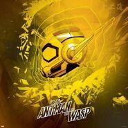 Wasp Helmet Promo Art 1