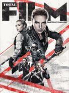 Black Widow - Total Film - September 2020