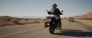 Carol Danvers Motorcycle