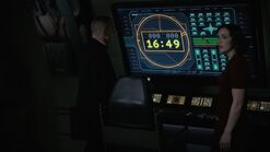 Coulson learns about the deadline