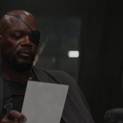 Fury se convence de que Pierce ordenó su ataque.