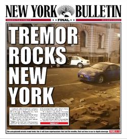 NY Bulletin Tremor