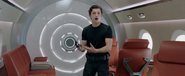 Peter Parker (Stark Private Jet)