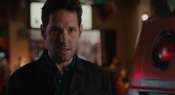 Scott habla con Luis - Final Ant-Man