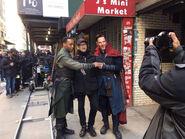 Doctor Strange filming wraps