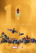 Infinity War EW Lego
