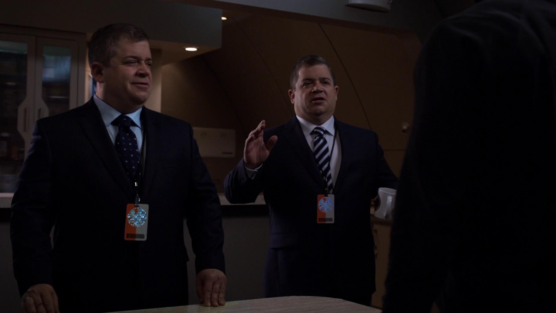 Trillizos de Agentes de SHIELD.