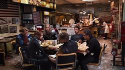 Shawarma Vengadores