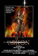 Simon Williams Arkon Poster