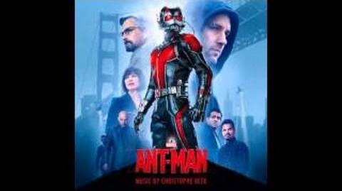 Ant Man Soundtrack Pink Gorilla (HLM)