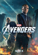 Avengers Coulson poster