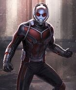 Captain America Civil War 2016 concept art 41